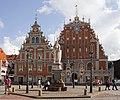 Plaza del Ayuntamiento, Riga, Letonia, 2012-08-07, DD 07.JPG