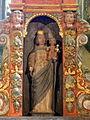 Plouzévédé (29) N.D. de Berven Maître-autel 10.JPG