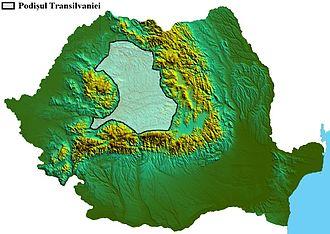 Transylvanian Plateau - The Transylvanian Plateau
