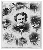 Poe and his works.jpg