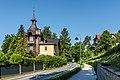 Poertschach Hauptstrasse 119 Seevilla Elli und Nr 120 Villa Hoyos 27052017 8797.jpg