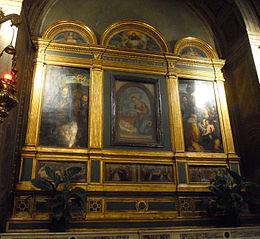 Polyptych of Madonna of Mercy