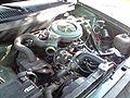 Polonez Caro 1.5 GLE engine.JPG