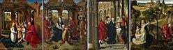 Master of the Prado Adoration of the Magi: Q42895398