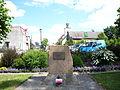 Pomnik na Placu św. Józefa w Luzinie.JPG