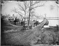 Pontoon bridge across James River at Deep Bottom - NARA - 524861.tif