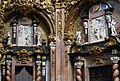 Portalades i relleus de la capella major de la catedral de València.JPG