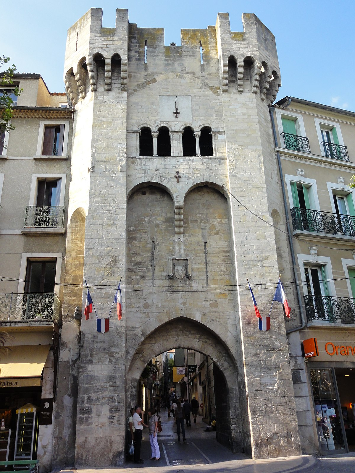 Portes de manosque wikip dia for Porte wikipedia
