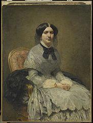 Portrait de madame William Priestley, née Adèle Chaplin