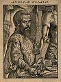Portrait of Andreas Vesalius (1514 - 1564), Flemish anatomist Wellcome V0006025.jpg
