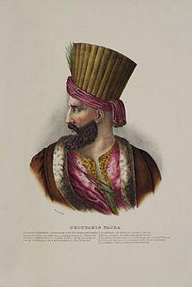 Ottomon governor