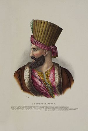 Hurshid Pasha - Friedel, 1832