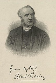 Robert Rainy Scottish minister