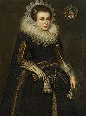 Portrait of Mertijntje van Ceters (1609-24)