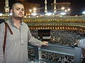 Posing in front of the Kaaba - Flickr - Al Jazeera English.jpg