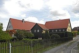 Quohrener Weg in Bannewitz