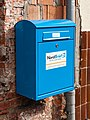 Post box Nordbrief, Ribnitz-Damgarten (DSC04840).JPG