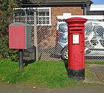 Post box on Ramsbrook Lane.jpg