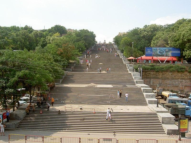 Escaleras de Odesa