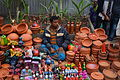 Pottery seller - outside Bijoy mela - Chittagong.JPG