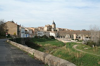 Pouzolles Commune in Occitanie, France