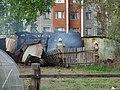 Pozhar na ulice Arhangelskoy, Koryazhma. 16.05.2010 (04).JPG