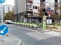 Pozsonyi út - Gogol utca docking st.jpg