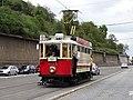 Průvod tramvají 2015, 01d - tramvaj 351.jpg
