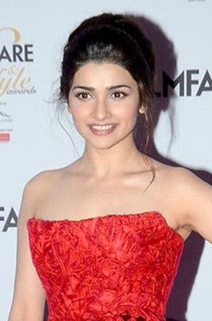 Prachi Desai - Prachi at Filmfare Glamour Style Awards 2016