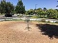 Practice Basket at Valmont Park Disc Golf Course in Boulder, CO.jpg