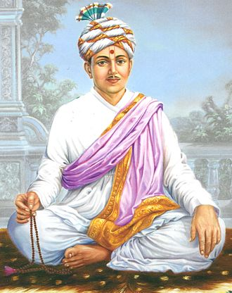 Shastriji Maharaj - Bhagatji Maharaj, 2nd spiritual successor of Swaminarayan and guru of Shastriji Maharaj