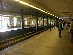 Prague metro Cerny Most station 01.JPG