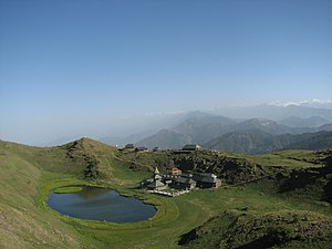 Prashar Lake - Prashar Lake