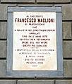 Pratovecchio, lapide francesco maglioni.JPG