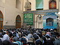 Prayers of Noon - Grand Mosque of Nishapur -September 27 2013 25.JPG