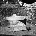 Preša za vosek, pri Bučarju, Veliki Kal 1950.jpg