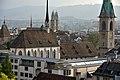 Predigerkirche und Zentralbibliothek - ETH Plateau 2018-09-29 17-44-32.jpg