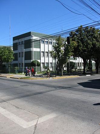 Los Ángeles, Chile - Image: Prefectura biobio los Angeles