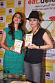 Preity Zinta launches Pooja Makhija's book 'eat. delete.' 01.jpg