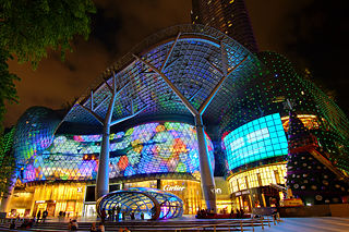 Orchard Road Planning Area in Central Region ----, Singapore