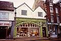 Preserved shopfront, Fisherton Street - geograph.org.uk - 775756.jpg