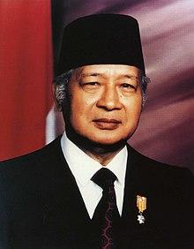 President Suharto, 1993.jpg