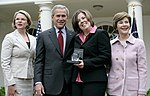 President and Mrs. Bush Meet with 2007 National and State Teachers of the Year.jpg