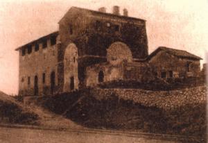 Prima Porta - Image: Prima Porta casale di Malborghetto