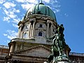 Prince Eugene monument, 2013 Budapest (185) (13229093344).jpg