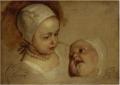 Princess Elizabeth, 1635 - 1650 and Princess Anne, 1637 - 1640.PNG