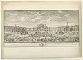 Print, Celebration on the Terrace of Versaille on the marriage of Elizabeth of France to Philip theSecond of Spain, 1752 (CH 18680341).jpg