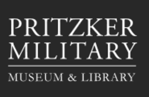Pritzker Military Museum & Library - Image: Pritzker MML Logo