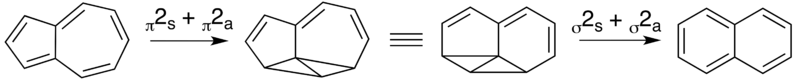 File:Proposed mechanism of isomerization of azulene to naphthalene 1.png