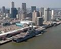 Public Domain USS IWO JIMA in New Orleans Robert Jay Stratchko, 2005 (DOD 050910-N-8933S-001) (690281003).jpg